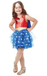 Супергерои и спасатели - Детский костюм Смелой Вандервуман