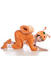 Божьи коровки - Детский костюм Смешной улитки