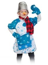 Снеговики - Детский костюм Снеговика Почтовика
