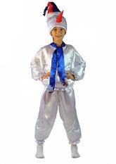 Снеговики - Детский костюм Снеговика в шапке