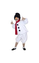 Снеговики - Детский костюм Снеговика