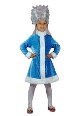 Снегурочки и Снежинки - Детский костюм Снегурочки Королевны