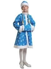 Снегурочки и Снежинки - Детский костюм Снегурочки