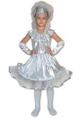 Снегурочки и Снежинки - Детский костюм Снежинки