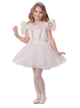 Снежинки - Детский костюм Снежиночки