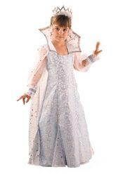 Принцессы - Детский костюм Снежной Принцессы