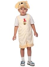 Собаки - Детский костюм Собаки Лабрадора