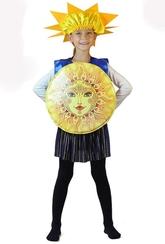 Времена года - Детский костюм Солнца