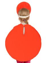 Времена года - Детский костюм Солнышка красного