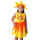 Времена года - Детский костюм Солнышка