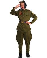 Летчики и пилоты - Детский костюм Советского военного Летчика