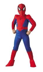 Человек-паук - Детский костюм Спайдермена Marvel