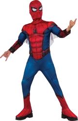 Человек-паук - Детский костюм Спайдермена с мышцами