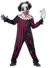 Страшные - Детский Костюм Страшного Клоуна