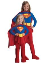 Супергерои и спасатели - Детский костюм Супергерл Dlx