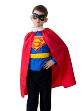 Супергерои - Детский костюм Супермена спасателя
