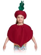 Фрукты и ягоды - Детский костюм Свеклы