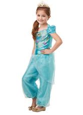 Жасмин - Детский костюм Сверкающей Жасмин