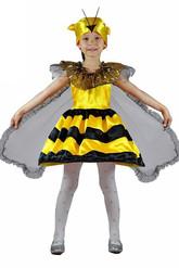 Пчелки и бабочки - Детский костюм трудолюбивой пчелки