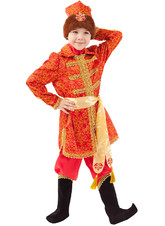 Русские народные - Детский костюм Царевича Елисея