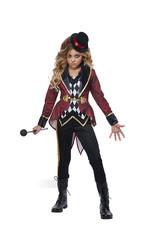 Клоунессы - Детский костюм Цирковой дрессировщицы