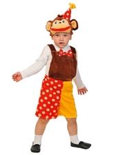 Обезьянки - Детский костюм Цирковой Обезьянки