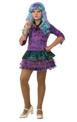 Страшные - Детский костюм Твилы из Монстр Хай