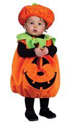 Страшные - Детский костюм Тыковки малышки