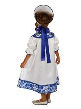 Русские народные - Детский костюм в стиле Гжель