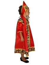 Русские народные - Детский костюм в стиле Хохлома