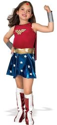 Супергерои и спасатели - Детский костюм Вандер Вумен