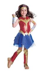 Супергерои и спасатели - Детский костюм Вандервуман Делюкс