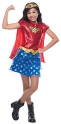 Супергерои и спасатели - Детский костюм Вандервуман