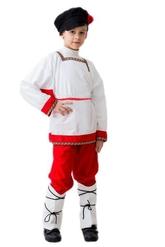 Национальные - Детский костюм Ванюши