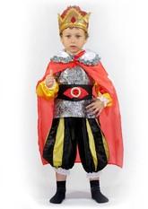 Цари - Детский костюм важного короля