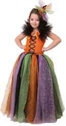 Страшные - Детский костюм Ведьмы Сделай сам