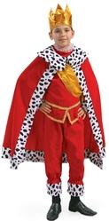 Цари и короли - Детский костюм величественного Короля