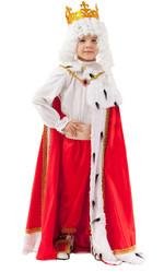 Цари - Детский костюм великого Короля