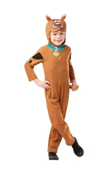 Собаки - Детский костюм Веселого Скуби-Ду