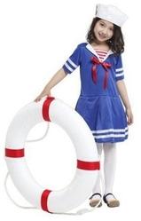 Пиратки - Детский костюм веселой морячки
