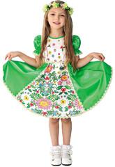 Времена года - Детский костюм Весны-красны