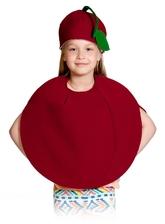 Фрукты и ягоды - Детский костюм Вишни