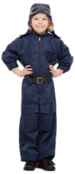 Летчики и пилоты - Детский костюм Военного Летчика