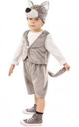 Волки - Детский костюм Волчонка Фомки