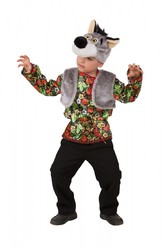 Волки и Собаки - Детский костюм Волка Еремы