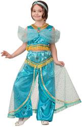 Жасмин - Детский костюм восточной принцессы Жасмин