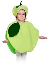 Фрукты и ягоды - Детский костюм Яблока