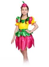 Дюймовочки - Детский костюм Яркой Дюймовочки