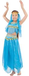 Жасмин - Детский костюм загадочной Восточной Красавицы
