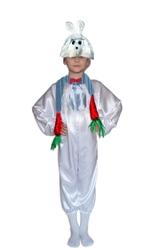 Зайчики и Кролики - Детский костюм Зайки с шарфом